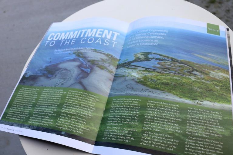 uno magazine design