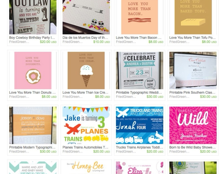 new orleans wedding birthday invitations